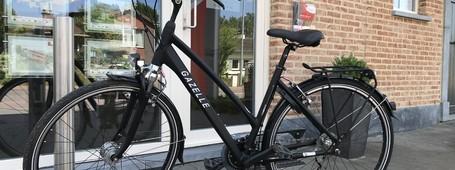 win fiets Gazelle