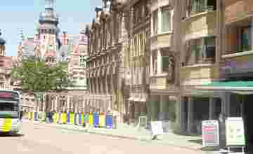 Individuele handelszaak in Leuven